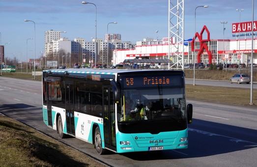 Эстония планирует сделать бесплатным весь общественный транспорт