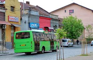 В Украине сократились продажи новых автобусов
