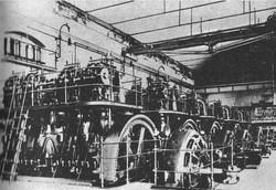 З історії енергогосподарства трамвая і тролейбуса