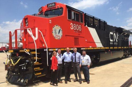 General Electric поставит 200 локомотивов для Канады