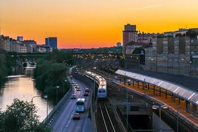 За следующие 10 лет в Швеции будут строить скоростные железные дороги