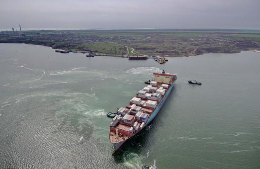 Для южнокорейской судоходной компании построят 20 мегаконтейнеровозов