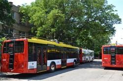 Новых белорусских троллейбусов в Одессе уже 17 (ФОТО)