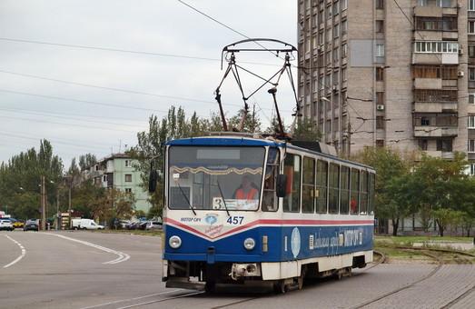 Запорожье вместо сборки новых трамваев покупает подержанные