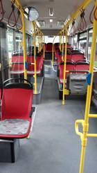 В Тернополе пополняется муниципальный автобусный парк (ФОТО)