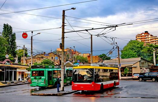 Херсон хочет купить четыре новых троллейбуса