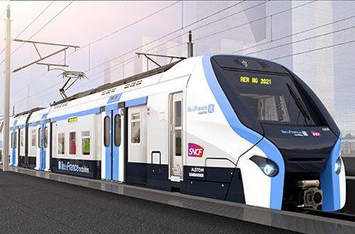 Для пригородного сообщения Парижа заменят 700 поездов