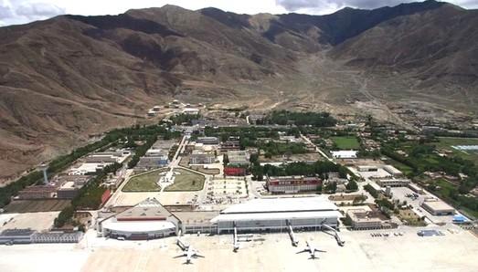 В Тибете построят три новых аэропорта