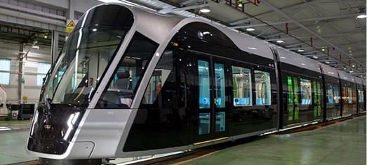 CAF поставит трамваи вЛюксембург, Германию и Швецию на 100 миллионов евро