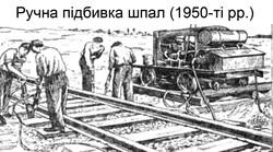 Рейки, рейки, шпали, шпали…, або із історії колійного господарства трамвая