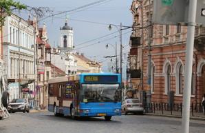 В Черновцах автобусы больше не будут дублировать троллейбусные маршруты