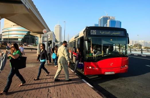 В Дубае появится система скоростных автобусов