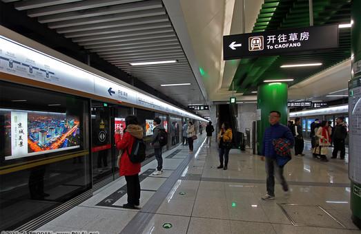 В метро Пекина запустят биометрическую систему оплаты проезда