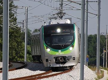 В столице Южной Кореи построили пригородную железную дорогу