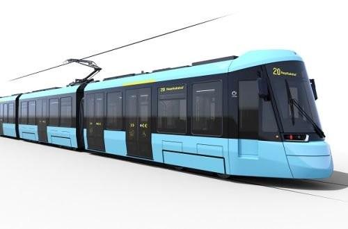 Франкфурт закупает трамваи на 100 миллионов евро