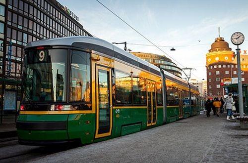 Хельсинки заказывает 100 трамваев Transtech Artic