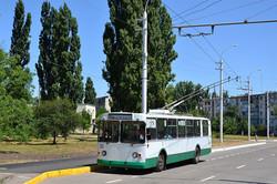 В Бендерах запустили новую троллейбусную линию