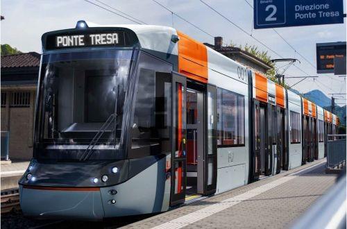 Швейцарский Лугано закупает 9 поездов трам-трейн
