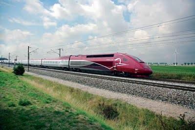 Из столицы Бельгии запускают скоростной поезд в Бордо