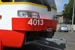 В Одессе продолжается сборка новых трамваев (ФОТО)