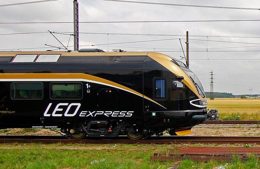 Чешский железнодорожный оператор LEO Express запускает прямой поезд из Праги в Краков