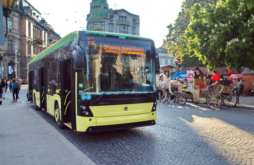 Во Львове хотят не допустить закрытия одного из троллейбусных маршрутов