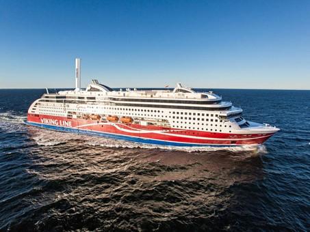 Круизный оператор Viking Line планирует запустить в работу гибридные паромы