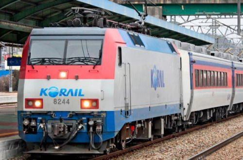 В Корее открыли новую железнодорожную линию