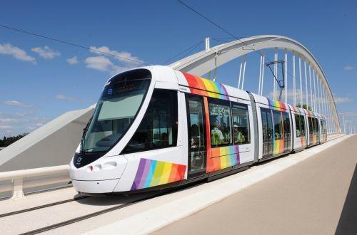 Во французском Анжере построят новую трамвайную линию за 63 миллиона евро