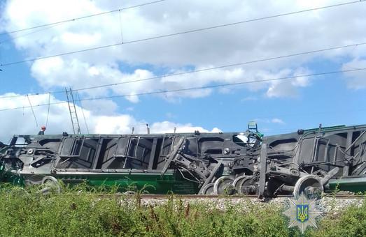 В Одесской области восстановили движение поездов после крушения