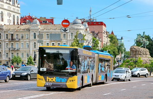 Для Киева хотят закупить 50 троллейбусов