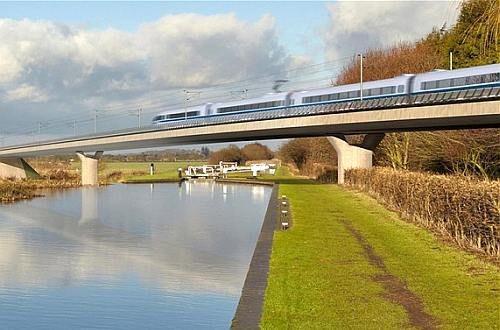 Для новой британской скоростной железной дороги заказывают 54 поезда