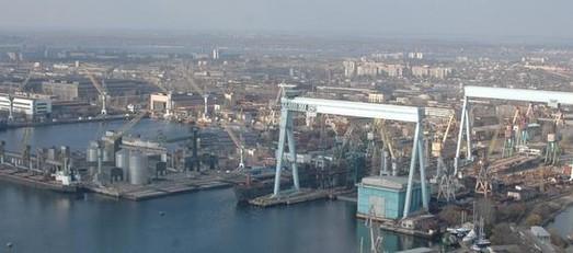 Судостроительный завод в Николаеве признали банкротом