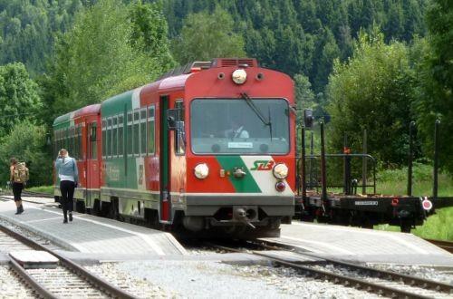 В Австрии модернизируют узкоколейную железную дорогу