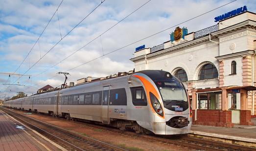 """На поездах """"Интерсити"""" за полгода перевезли почти три миллиона пассажиров"""