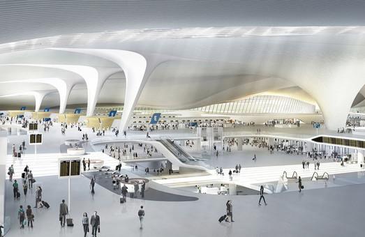 Мегааэропорт Пекина начнет работу уже осенью