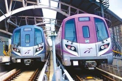На Тайване постоят «зеленую линию» облегченного метро