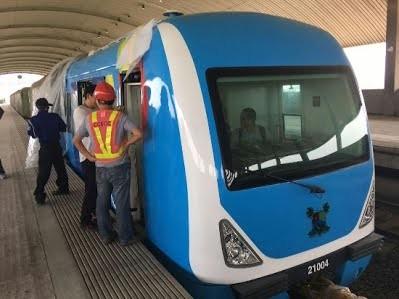 В нигерийском Лагосе построят новую линию метро