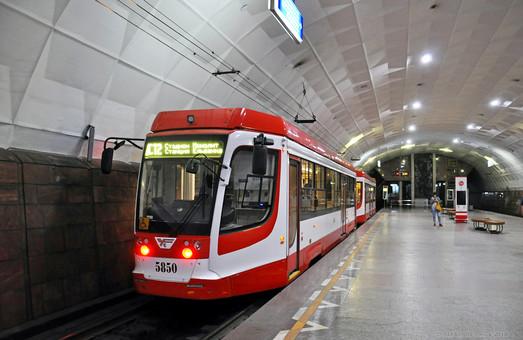В Волгограде запустили единый маршрут по всей линии скоростного трамвая