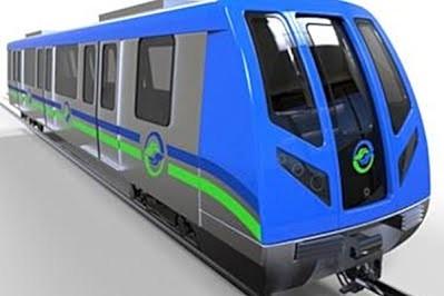Alstom поставит 76 метро-вагонов для автоматизированной линии в Тайбэе