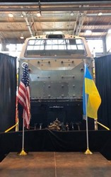 General Electric построила первый тепловоз для Украины