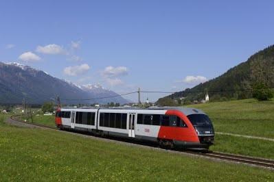 Австрийская железная дорога приступила электрификации линии в Каринтии
