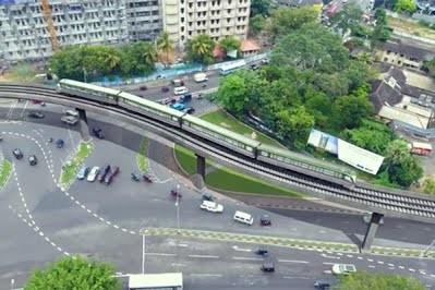 В Коломбо построят первую линию облегченного метро