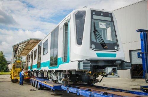 Siemens изготовил первый метропоезд для столицы Болгарии