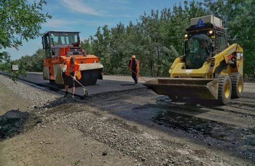 Ремонт участка трассы Одесса - Рени между Паланкой и Монаши закончат в сентябре