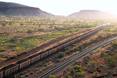 В Австралии начали эксплуатацию автоматизированных тяжеловесных поездов