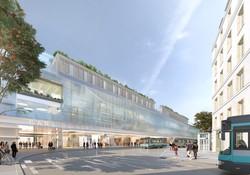 В Париже займутся реконструкцией Северного вокзала