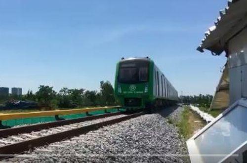 В столице Въетнама тестируют первую линию метро