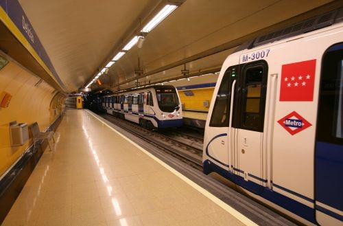В метро Мадрида удлиняют линию 11