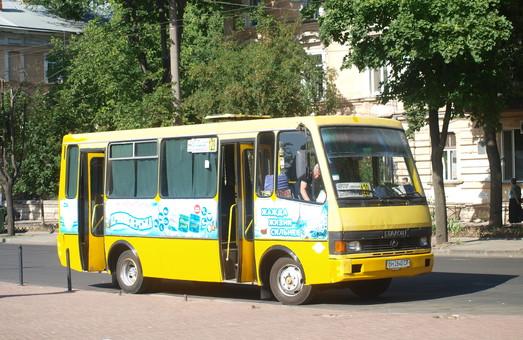 С дорог Одессы и Одесской области исчезнут старые маршрутки и автобусы, переделанные из фургонов